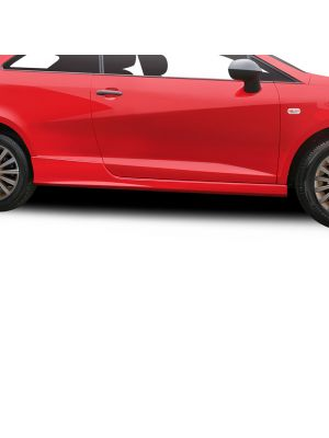 IBIZA 2010-2017 3 DOORS SIDE SKIRTS SET