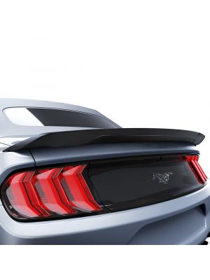 2015-2018 MUSTANG CONVERTIBLE HIGH PROFILE REAR DECK SPOILER (SATIN BLACK)