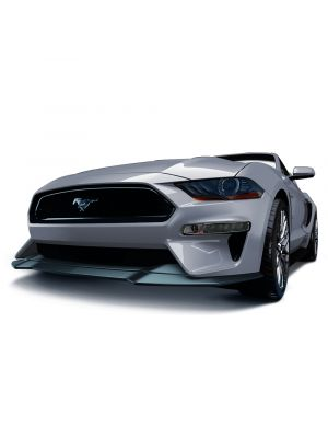 2018 MUSTANG FRONT BUMPER REPLACEMENT