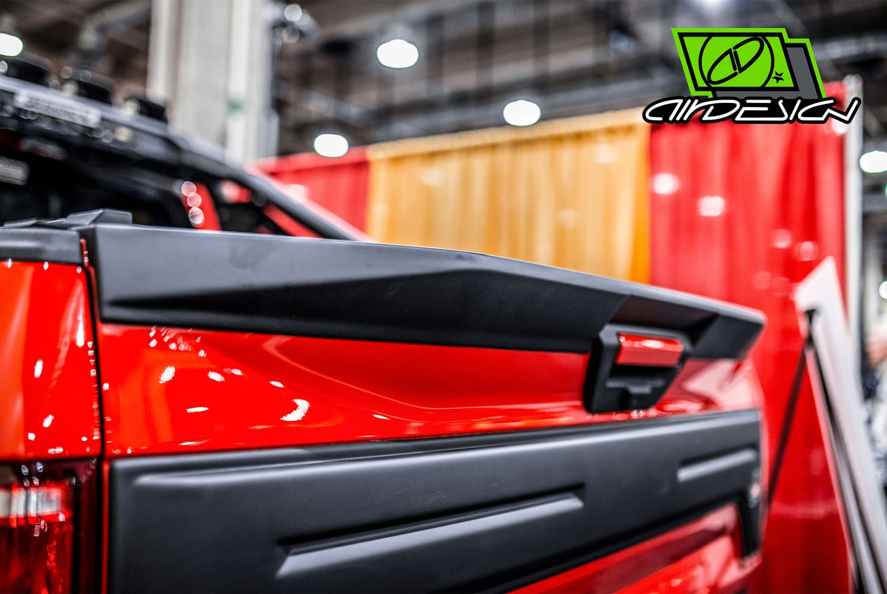 Air Design Ford F-150 Off Road Tailgate Spoiler
