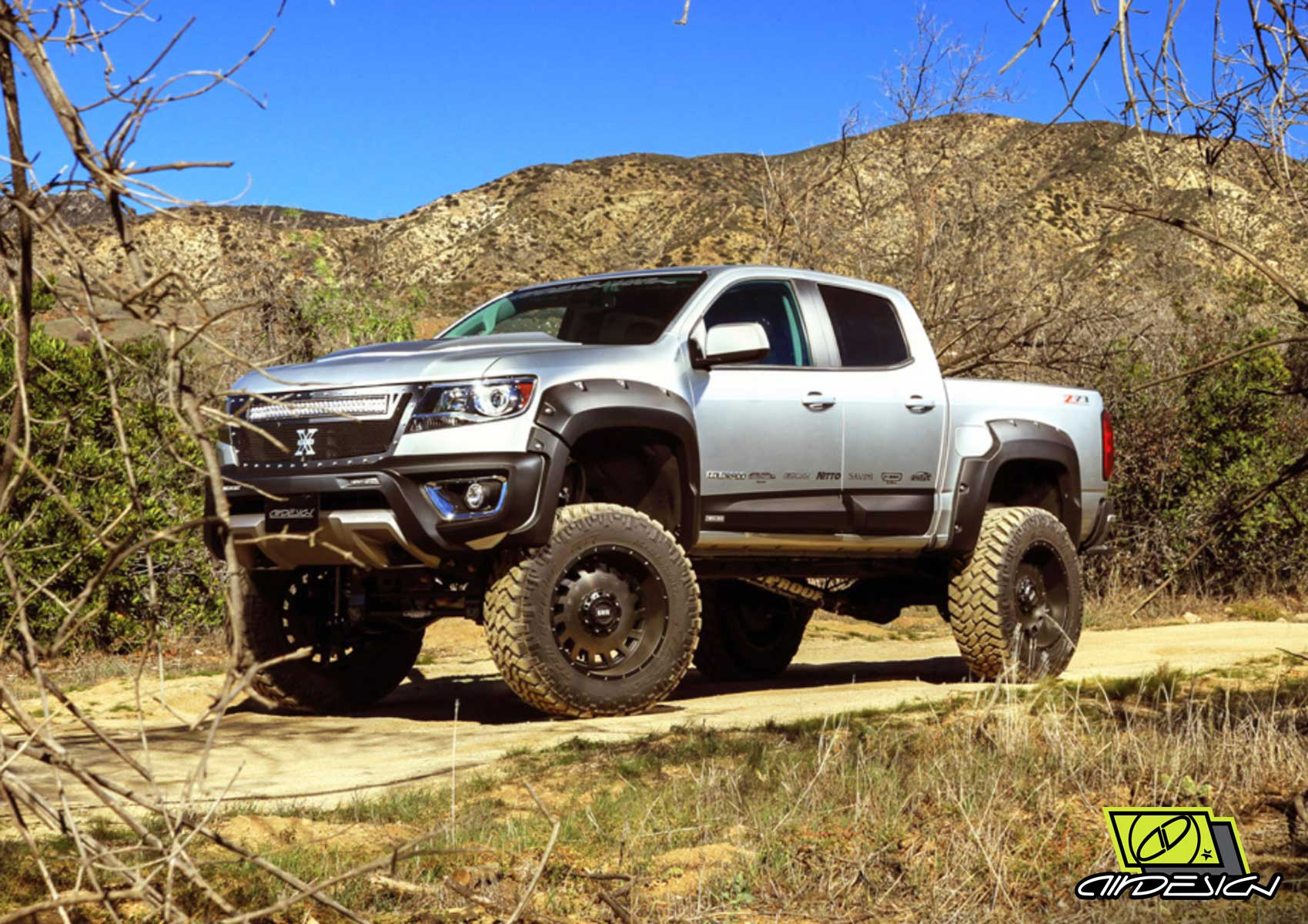 Chevy Colorado Air Design Off Road Body Kit