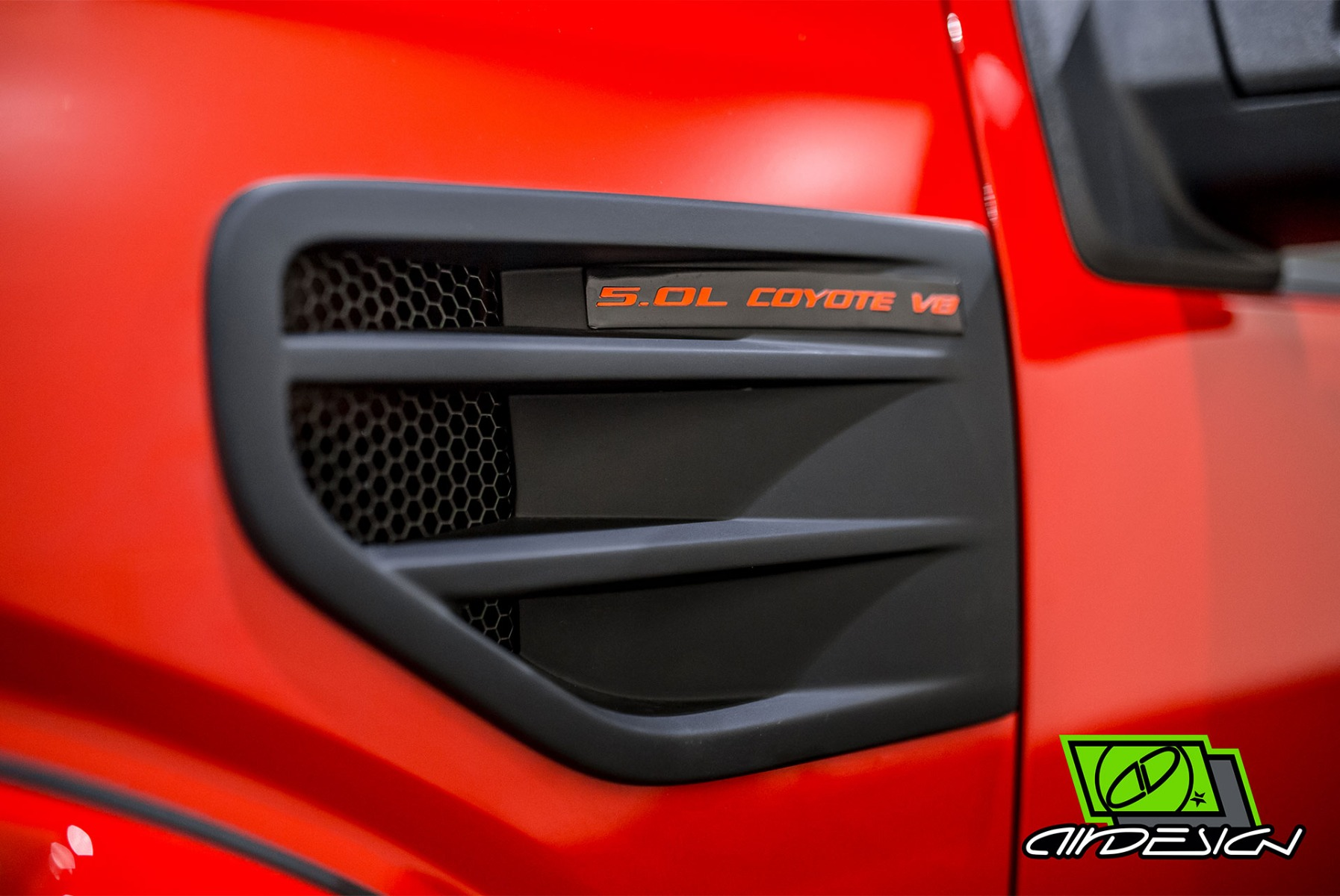 Air Design Ford F-150 Off Road Fender Vent