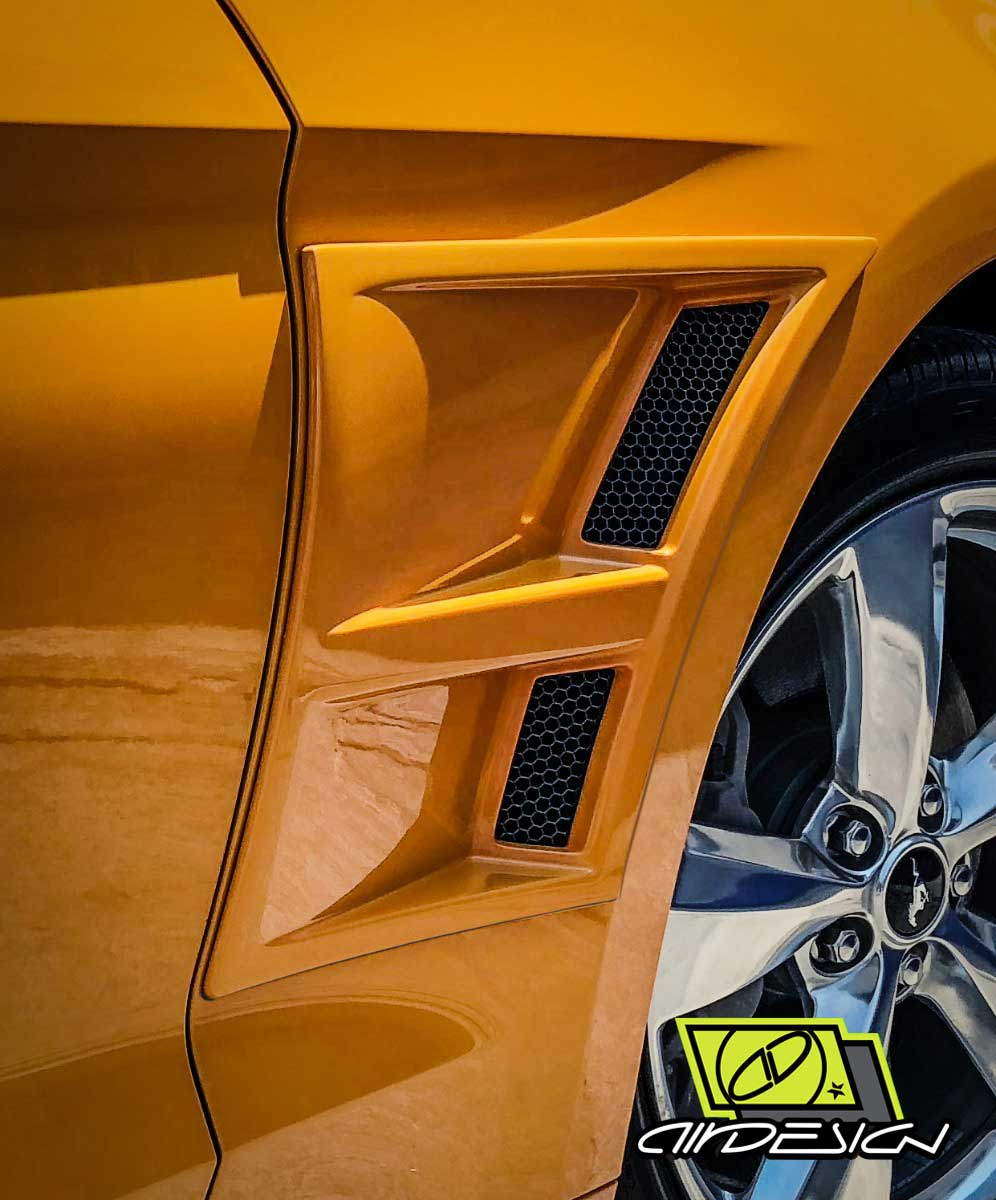 Air Design Ford Mustang Fender Vent