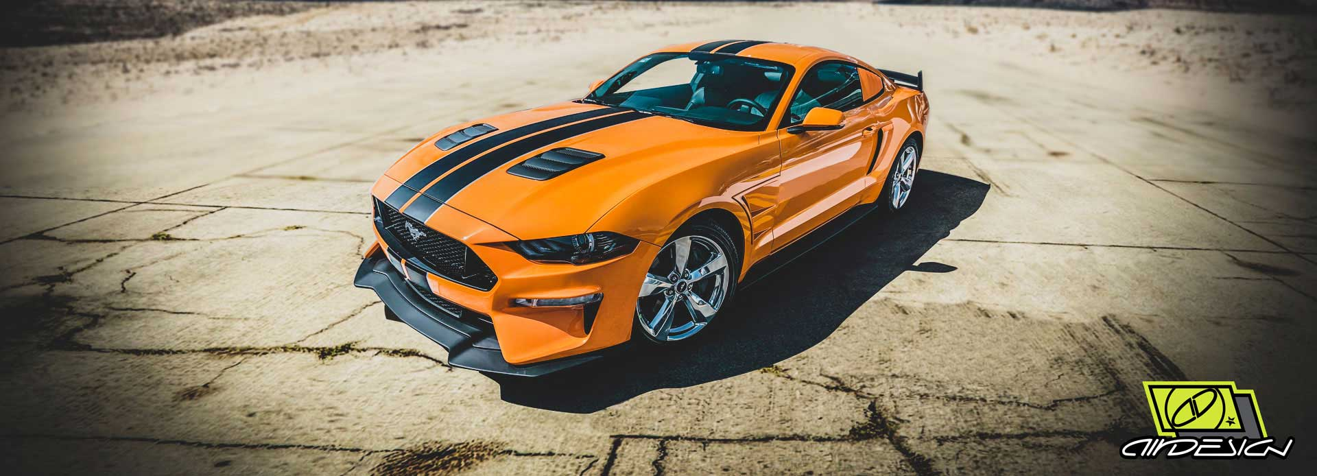 Air Design Ford Mustang