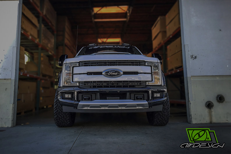 Air Design Ford F-250 Off Road Body Kit