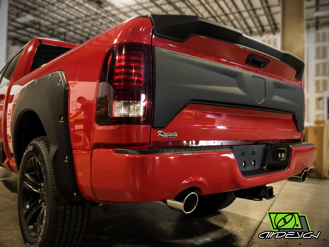 Air Design Dodge Ram Sport