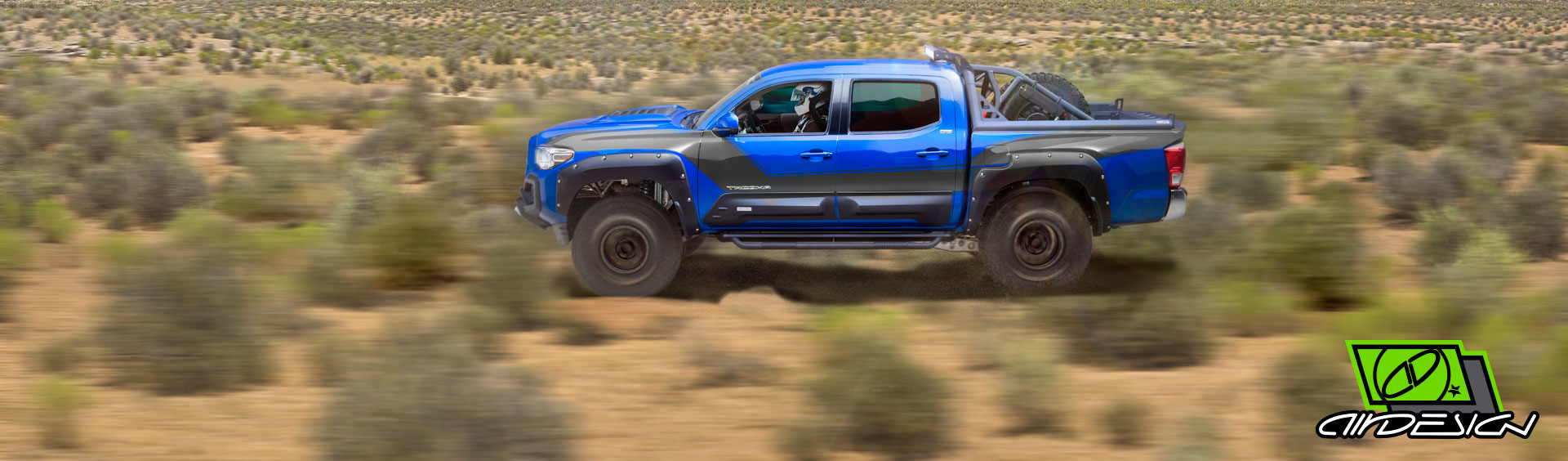 Air Design Toyota Tacoma Off Road Body Kit