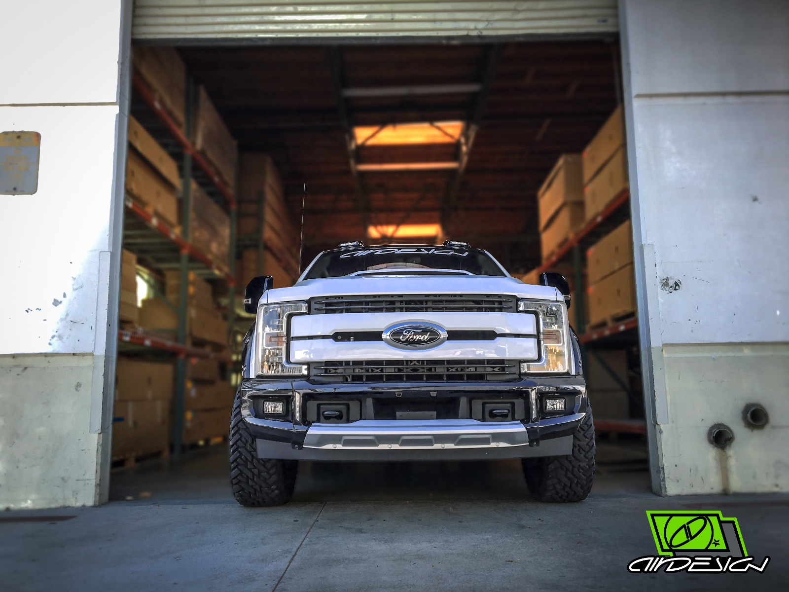Air Design Chevy F-250 Off Road Body Kit