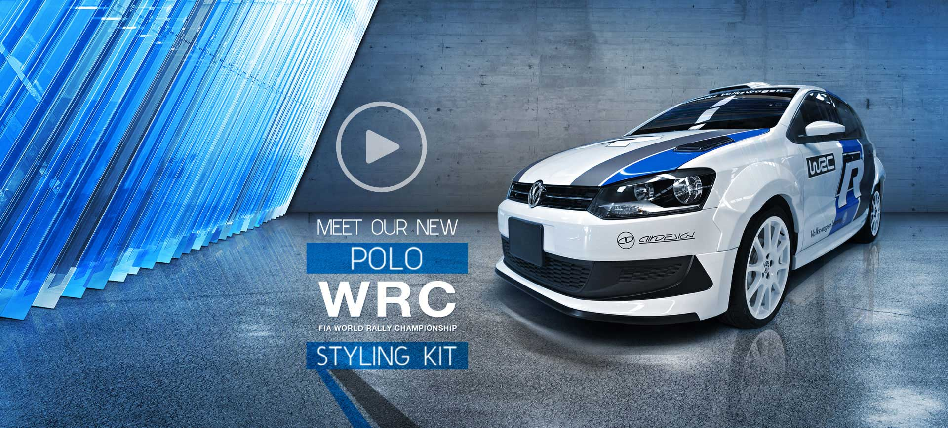 Air Design Other Line of Business Polo WRC